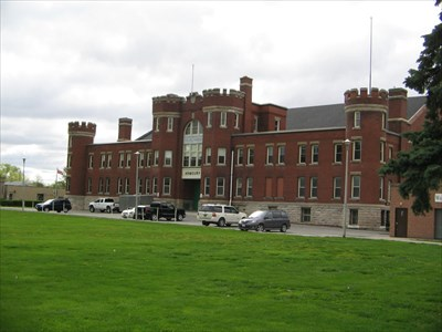 Bon Echo visited Tecumseh Park Armoury