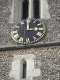 Image for Church Clock - Church of St Mary, Church Lane, Graveley, Hertfordshire. SG4 7LY
