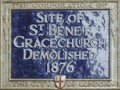 Image for St Benet Gracechurch - Gracechurch Street, London, UK