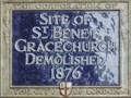 Image for St Benet Gracechurch - Gracechurch Street, London, UK