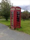 Image for Old Radnor red telephone box