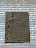 Image for Plaque Commemorating the First Women's Rights Convention in the World - Seneca Falls, NY