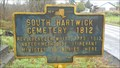 Image for South Hartwick Cemetery 1812