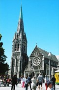 Image for ChristChurch Cathedral (Christchurch, New Zealand)
