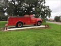 """Image for 1953 Ford Fire Engine # 51 """"Old Betsy"""" - LaBelle, Florida, USA"""