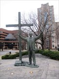 Image for Billy Graham Statue - Nashville, Tennessee