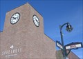 Image for Town clock- Downtown Lancaster, California