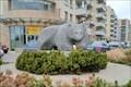 Image for Niedzwiadek Bear Statue - Warsaw, Poland