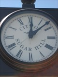 Image for Town Green Clock - Sugar Hill, GA