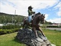 Image for Cowboy And Horse - Williams Lake, British Columbia