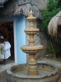 Image for Fountain at Xel-ha, Riviera Maya