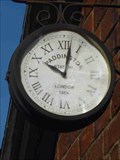 Image for Small clock, Blakedown, Worcestershire, England