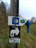 Image for Waymarker near 'White-City-Lake' - Weißenstadt i.F./BY/Germany