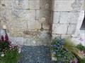 Image for Benchmark Eglise Champdolent,France