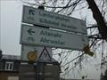 Image for Bicycle Trail Arrows - Bad Neuenahr-Ahrweiler - RLP / Germany