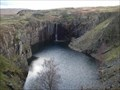 Image for Banishead water falls.