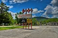 Image for Cove Bowling Sign - Great Barrington, MA