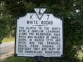 Image for White Rocks