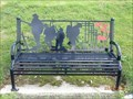 Image for WW1 Memorial Bench - Baldrine, Lonan, Isle of Man