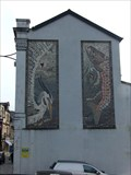 Image for The Valley Awakes - Mural - Pontypridd, Wales, Great Britain.