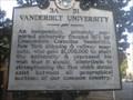 Image for Vanderbilt University - 3A 51 - Nashville, TN