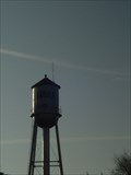 Image for Water Tower in the middle of the Mississippi.