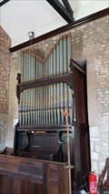 Image for Church Organ - St Peter & St Paul - Oxton, Nottinghamshire