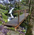 Image for Footbridge at Bettstigi Waterfall - Wenslingen, BL, Switzerland