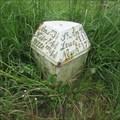 Image for B9131 Milestone - Kingsmuir Crossroads, Fife.