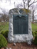 Image for Co. I 1st Regiment NY Volunteer Infantry Monument - Middletown, NY