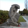 Image for Grieving woman - Praha, Czechia