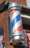 Image for Angel Barbers' Pole - Garforth, UK
