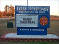 Image for Evans Crossroad Volunteer Fire Dept. Station 8 Katherine B Dial Building
