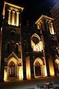 Image for Cathedral Basilica of San Fernando de Bexar -- San Antonio TX