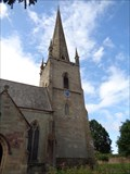 Image for Church of St Mary - Steeple - Ross-on-Wye, Herefordshire, UK.[