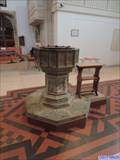 Image for St Nicholas Church Font - London Road, Arundel, UK