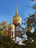 Image for Russisch-Orthodoxe Kirche der heiligen Elisabeth — Wiesbaden, Germany