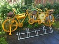 Image for The Bath House and Physic Garden - Bicycle Tender - Congleton, Cheshire, UK.