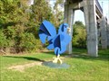 Image for Blue Hen Statue - Newark, DE