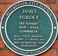 Image for James Purdey the Younger - South Audley Street, London, UK