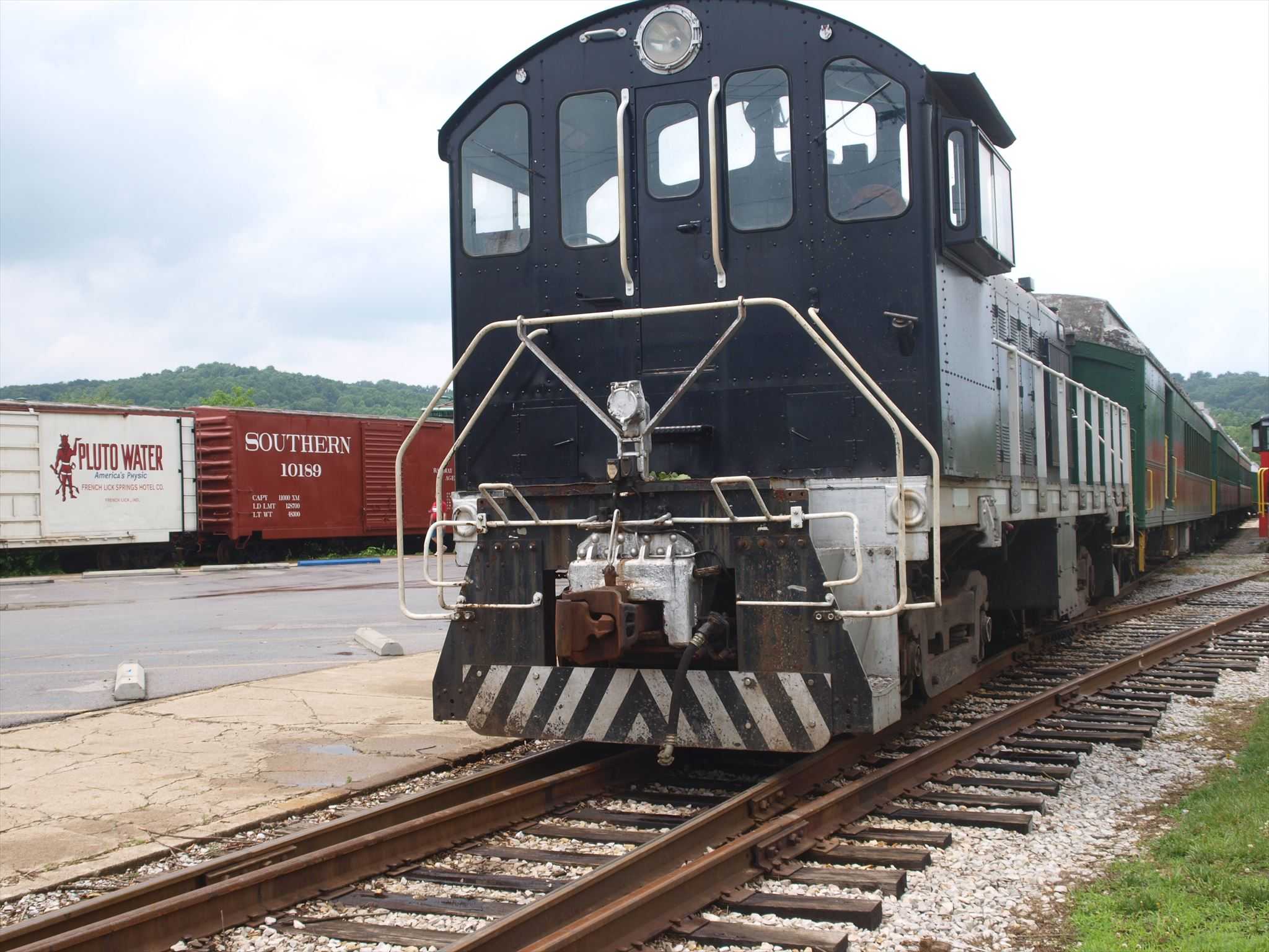 French lick railroad museum, cheerleader getting naked video