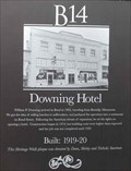 Image for Downing Hotel