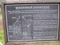 Image for Wadenhoe Dovecote - Main Street, Wadenhoe, Northamptonshire, UK