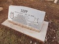 Image for Sepp - Hillside Cemetery - Purcell, OK