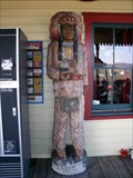 Image for Red Caboose Cigar Store Indian - Strasburg, PA