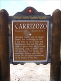 Image for Carrizozo