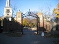 Image for Johnston Gate, Harvard Yard Entrance - Cambridge, MA