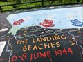 Image for Landing beaches  - Colleville-sur-Mer, France