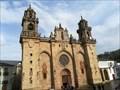 Image for Fachada catedral - Mondoñedo, Lugo, Galicia, España