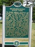 Image for Michilimackinac State Park - Mackinaw City, MI